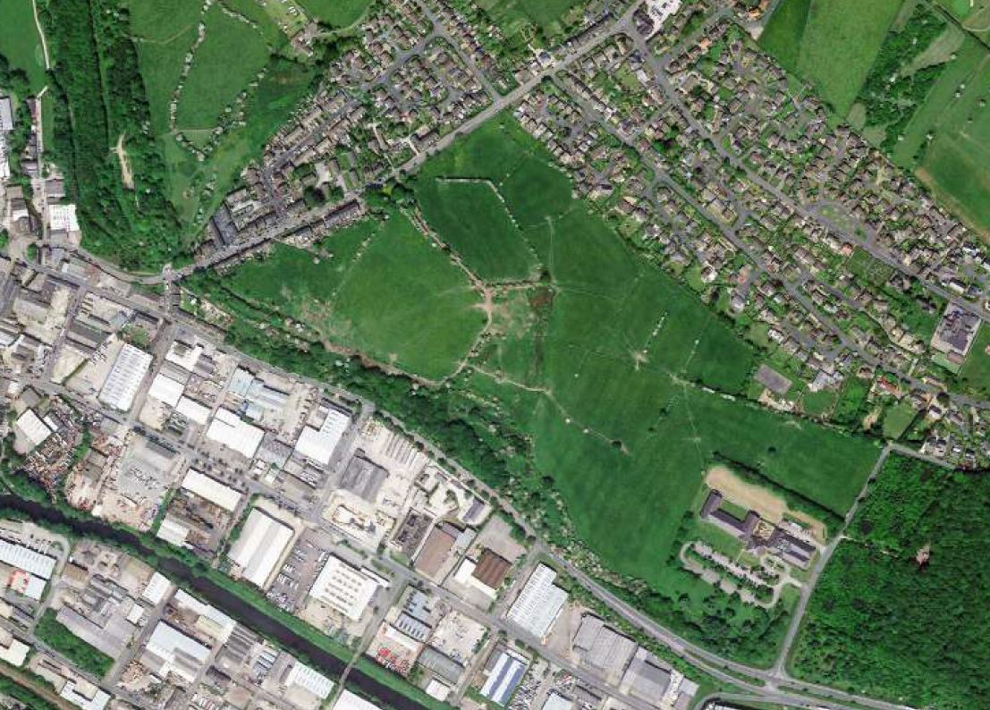 Proposed Clifton Business Park site