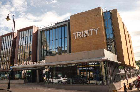 New trinity 6th form academy front